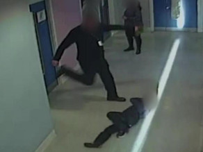 Merseyside police officer dragged autistic boy by his coat & threatened another pupil with the same