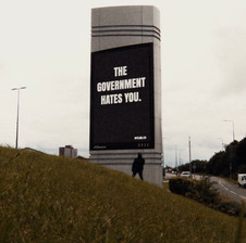 THE GOVERNMENT HATES YOU