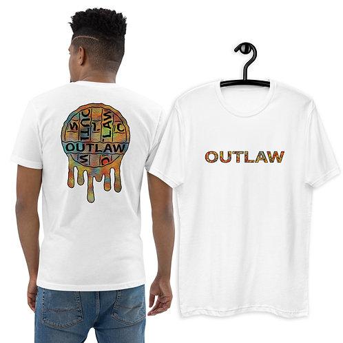Outlaw TRIP t-shirt [black/white]