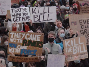 """Bill attempting to silence protests delayed after """"protest works"""""""
