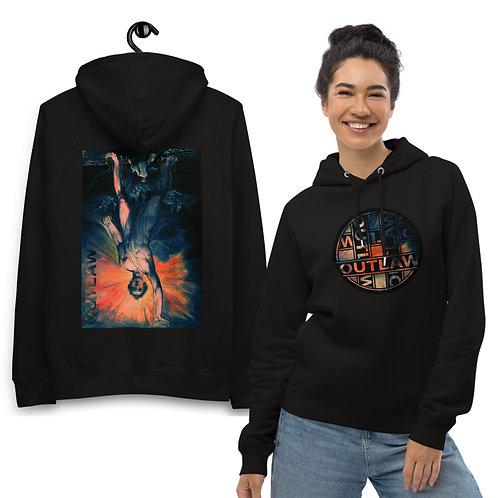 Outlaw BLAKE hoodie [black]