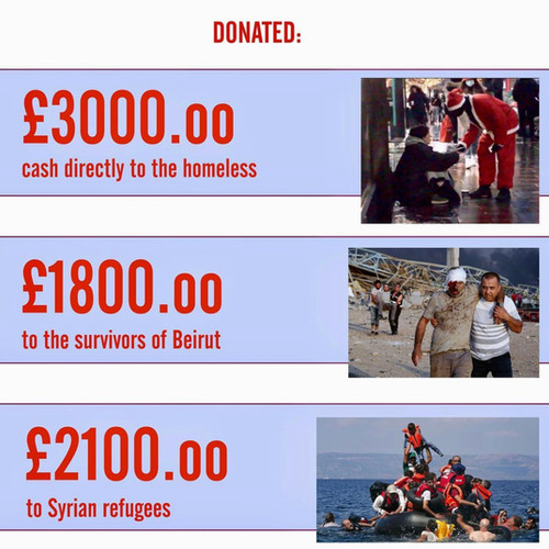 DONATION TO BEIRUT AND SYRIAN REFUGEES.j