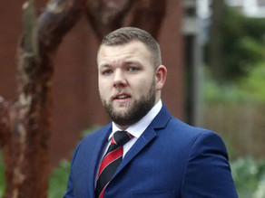 Police officer found guilty of assaulting two people during lockdown patrols