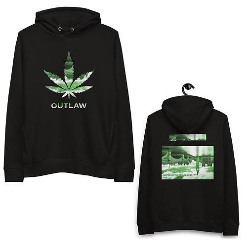 Outlaw LEAF hoodie [black]
