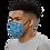 Thumbnail: Outlaw COVID masks [black/blue/camo]
