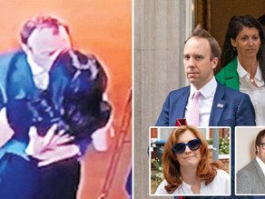 Eat Out To Help Out: Health Secretary Having Affair With Aide
