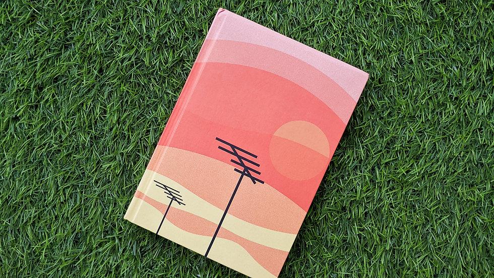 Sunset City - Notebook
