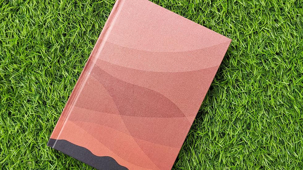 Plum Paradise - Notebook