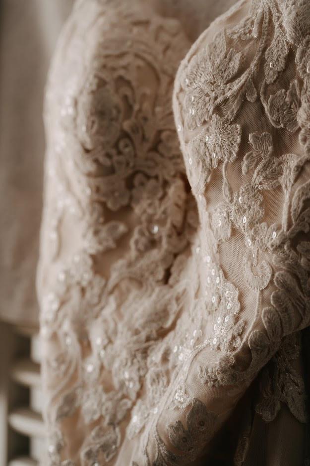 Brautkleid von Traurednerin Sana Augsburg
