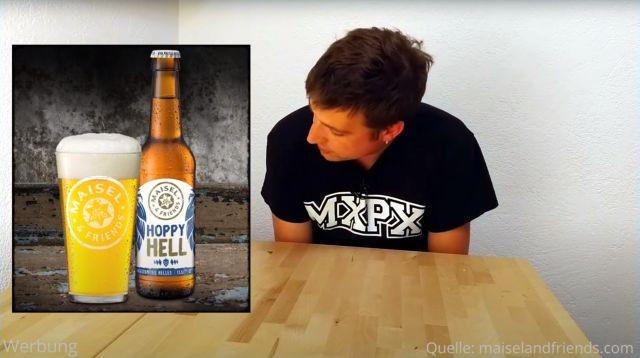 Hoppy Hell von Maisel & friends