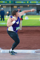 When a Division 1 Shot-Putter threw Mid 90's: Part 1