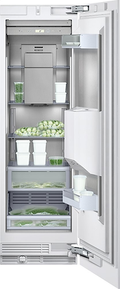 """24"""" FREEZER COLUMN WITH IWD, RIGHT-HINGED"""