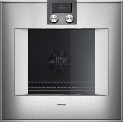 24'' SINGLE OVEN  TFT DISPLAY  RIGHT-HINGED