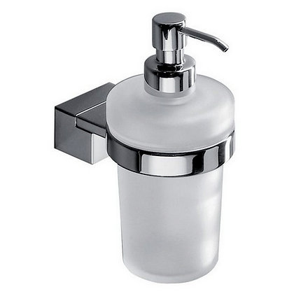 INDA - LOGIC 3300 SOAP DISPENSER, CHROME/- SATIN