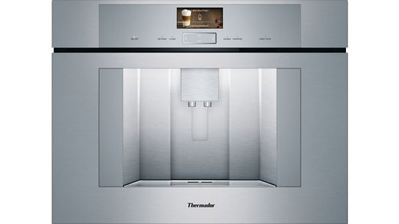 THERMADOR - BUILT-IN COFFEE MACHINE