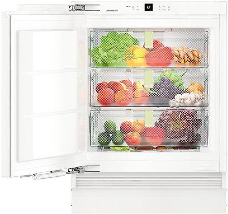 """Liebherr - 24"""" Under-Counter Biofresh Refrigerator, Side Opening"""