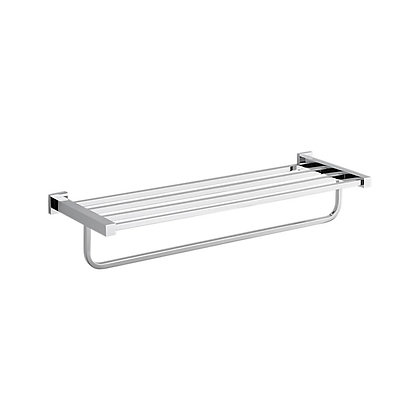 DELTA - 24'' DOUBLE TOWEL SHELF
