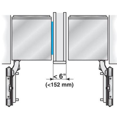 Union par Refrigerador/Congelador/Cava