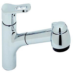 Blanco America  KITCHEN FAUCET WITH PULLOUT