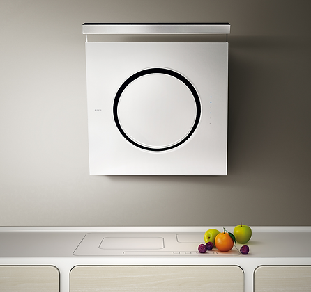 CAMPANA DE PARED - OM WHITE