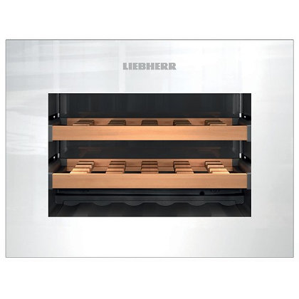 "Liebherr - 24"" built-in wine cabinet"