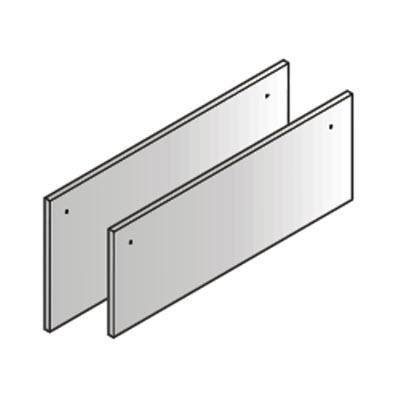 STAINLESS FREEZER PANELS FOR HC(B)S 20XX