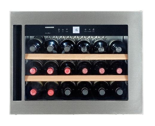 LIEBHERR, Cava de vinos integrada