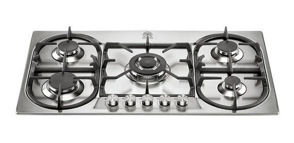 90CM STAINLESS STEEL GAS HOB