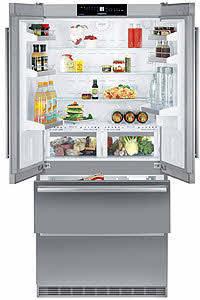 """Refrigerador y Congelador en acero 36"""""""
