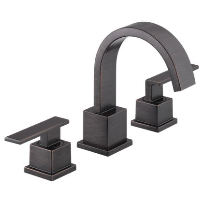 DELTA - TWO HANDLE WIDESPREAD LAVATORY FAUCET