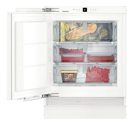 "Liebherr - 24"" integrable under-worktop freezer Allows custom panels"