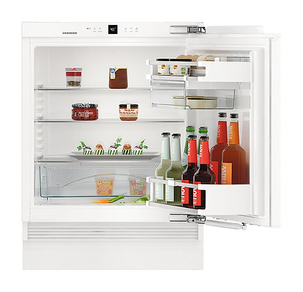 "Liebherr - 24"" integrable under-worktop fridge Allows custom panels"