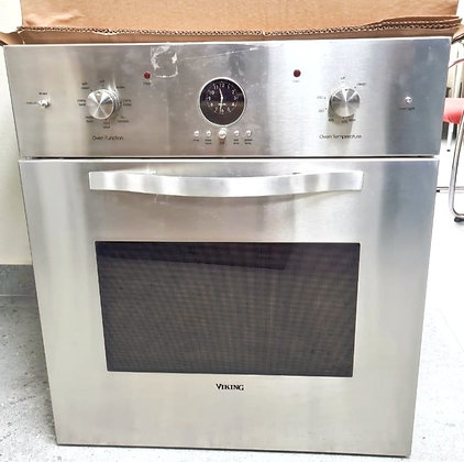 """VIKING - D-27""""W THERMAL-CONVECTION OVEN/S.STEE"""