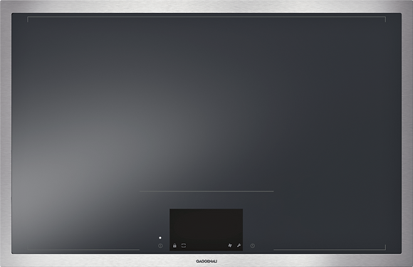 "400 SERIES 30"" FULL SURFACE INDUCTION COOKTOP, STAINLESS STEEL FRAME"