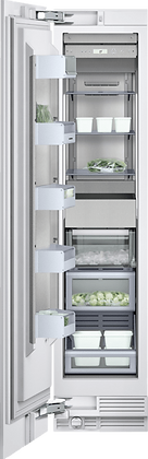 """18"""" FREEZER COLUMN WITH INTEGRATED ICE MAKER"""