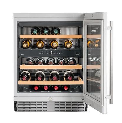 24'' Wine Cabinet 2 Temperature Zone