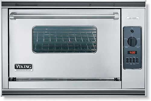 "VIKING - D-GAS 36""W CONVECTION OVEN-SS"