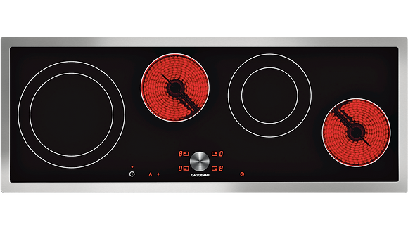 """36"""" ELECTRIC SLIMELIME COOKTOP"""