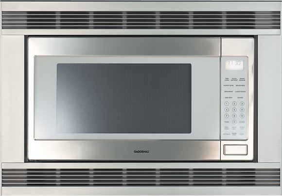 MICROWAVE. STAINLESS STEEL