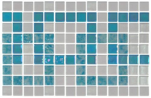 CENEFA 7 AZUL, 2.5x2.5 M