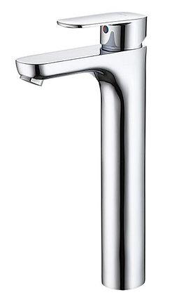Elemetro, Single Hole High Rise Bathroom Faucet