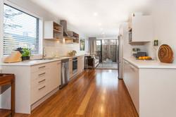 187 Kilmore St - kitchen view