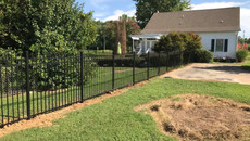 Aluminum Fence in Jackson, Tennessee