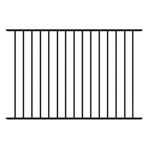 2 Rail Pool Fence