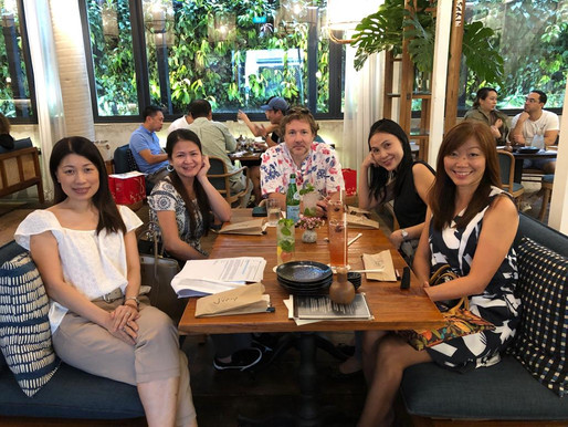 17 Aug 2020 – work lunch