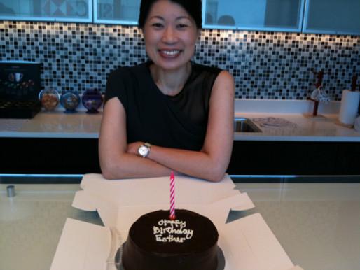 Esther's Birthday