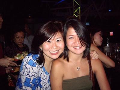 Jia Xiang Mee with Helen