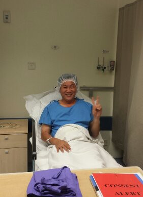 AK at Day Surgery