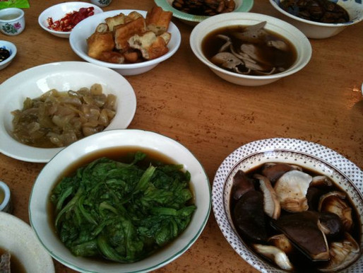 Lunch trip to rangoon road