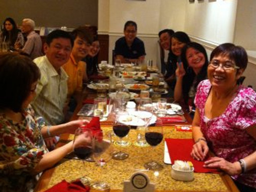 Family Makaning Gathering over the weekend!